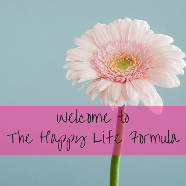 Hello and Welcome to The Happy Life Formula!