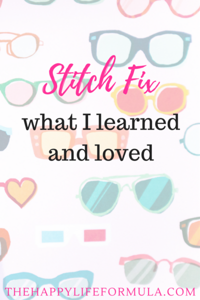 Update Your Spring Wardrobe with Stitch Fix!