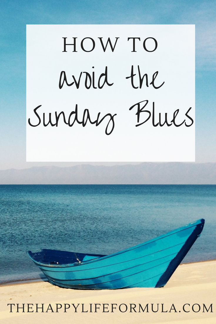 Want to avoid that crappy feeling when sunday evening rolls around? Go into the weekend ready to fight your Sunday blues! Click through for some amazing tips to improve your mood come Sunday.