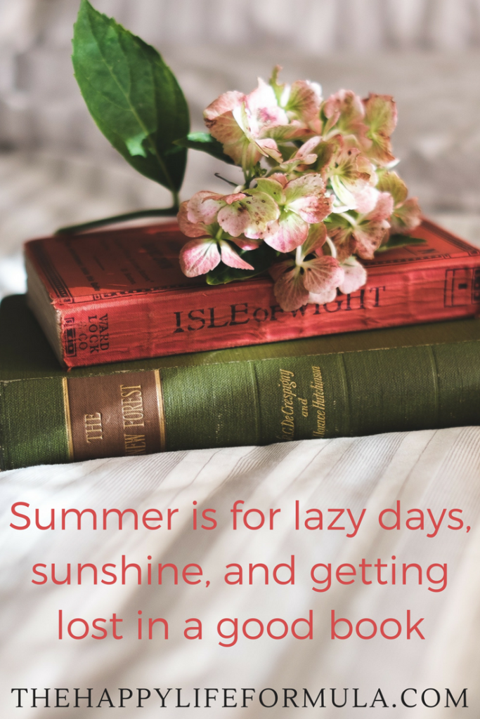 Click through for this awesome list of books to read this summer (or anytime you need a good book!)